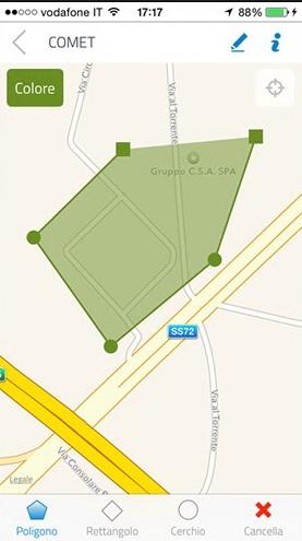 APP HI MAP TRACKER GPS